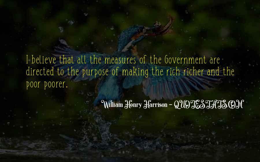 William Harrison Quotes #1758427