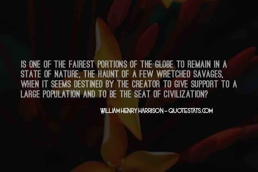 William Harrison Quotes #321794