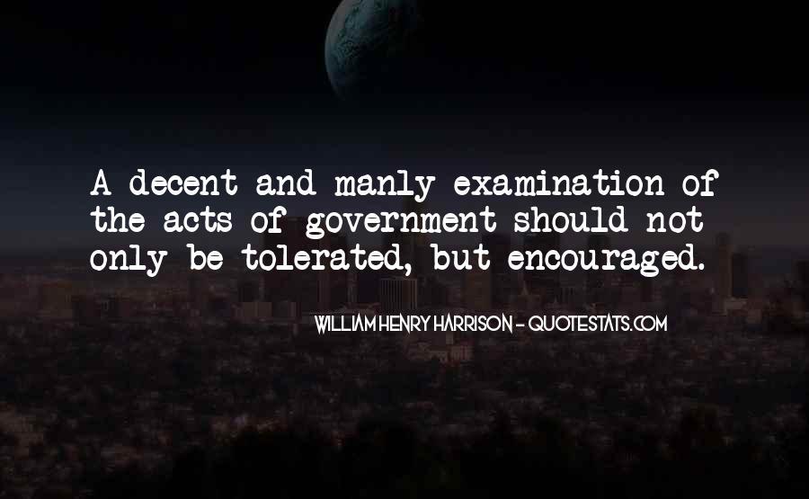 William Harrison Quotes #34260