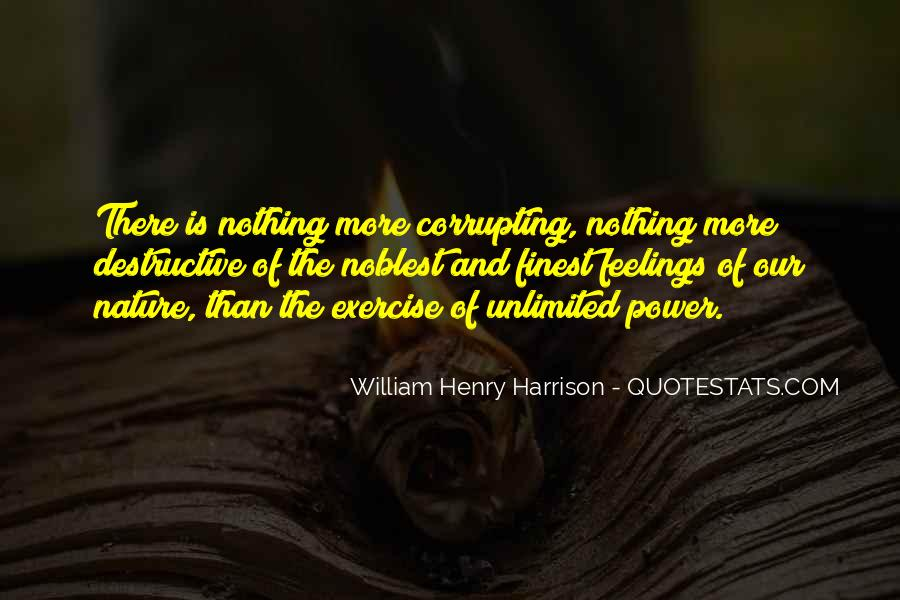 William Harrison Quotes #375237