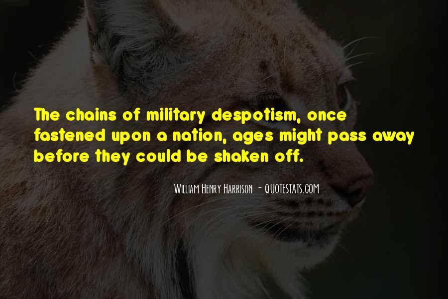 William Harrison Quotes #690053