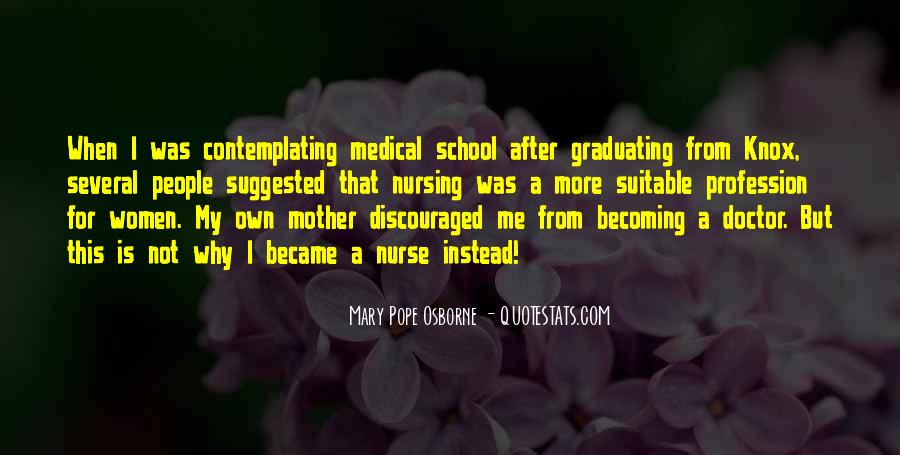 Quotes About Becoming Your Mother #1424881