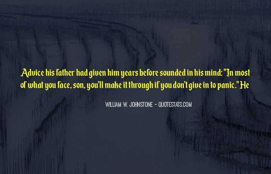 William Johnstone Quotes #1220703