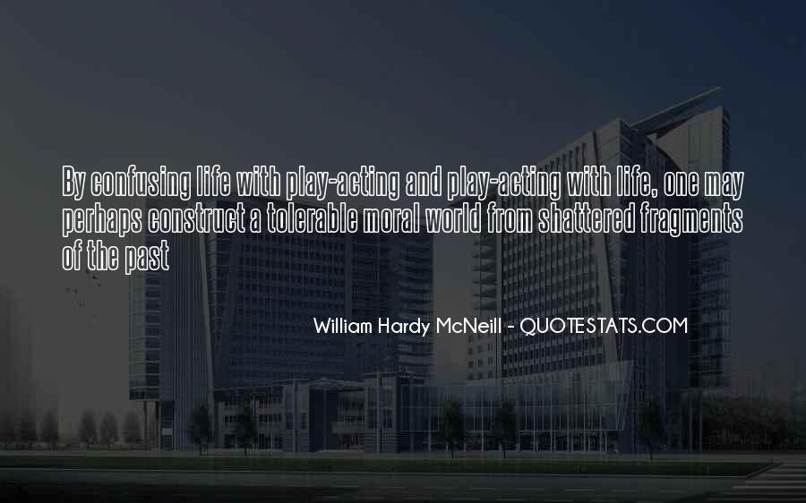 William Mcneill Quotes #935807