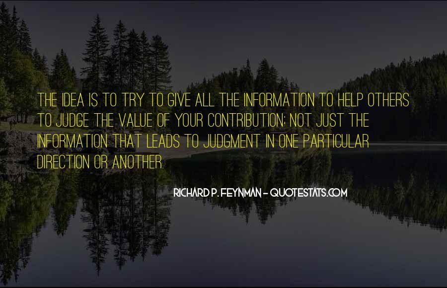 William S Uren Quotes #215988
