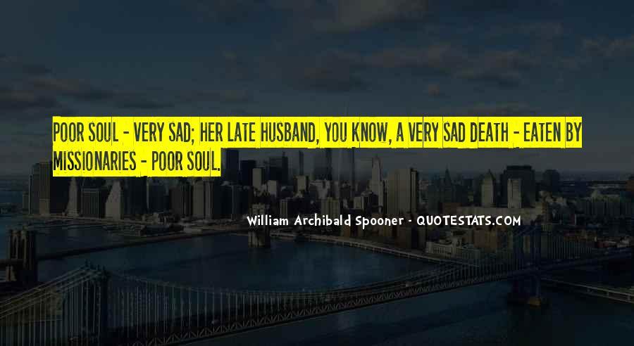William Spooner Quotes #1761800