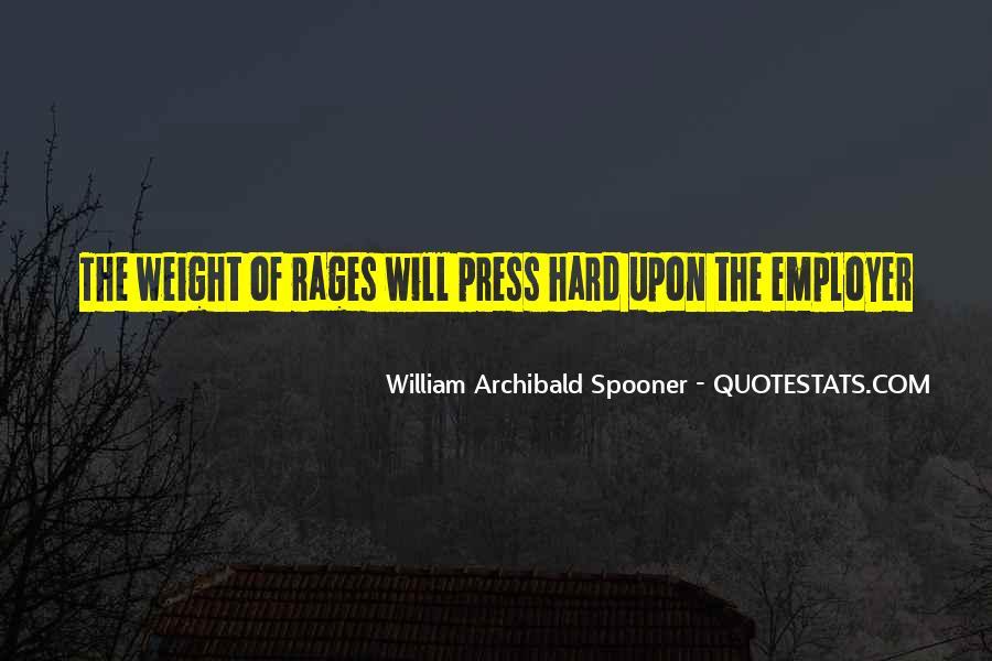 William Spooner Quotes #986838