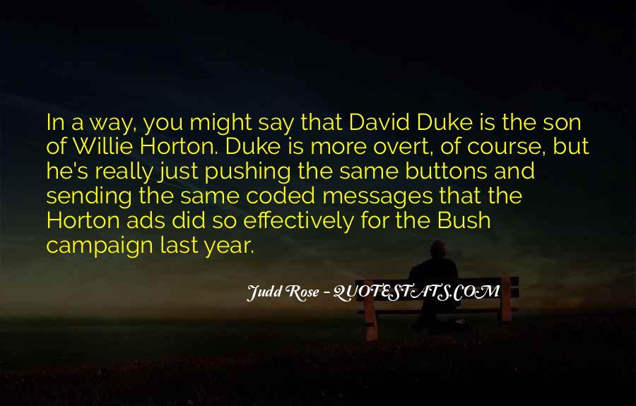 Willie Horton Quotes #302164