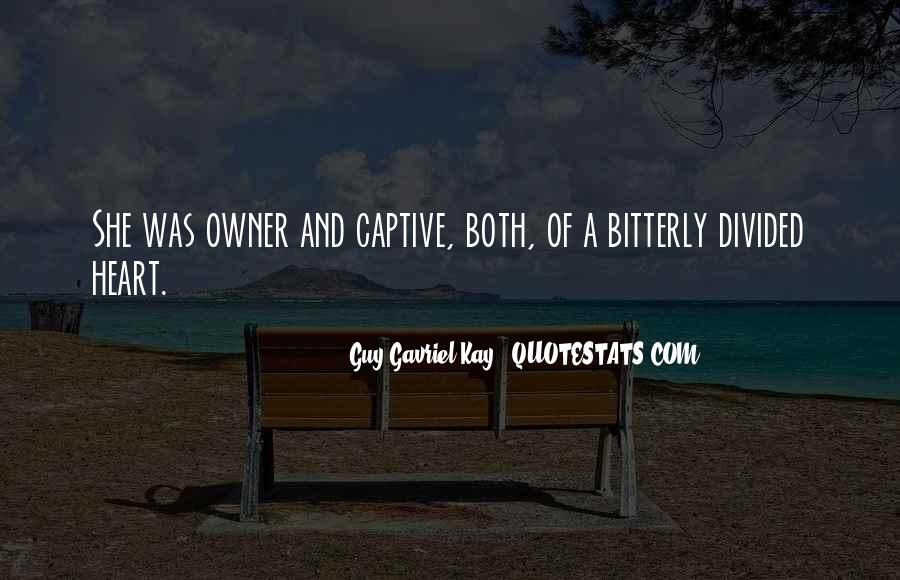 Willing Captive Quotes #13969