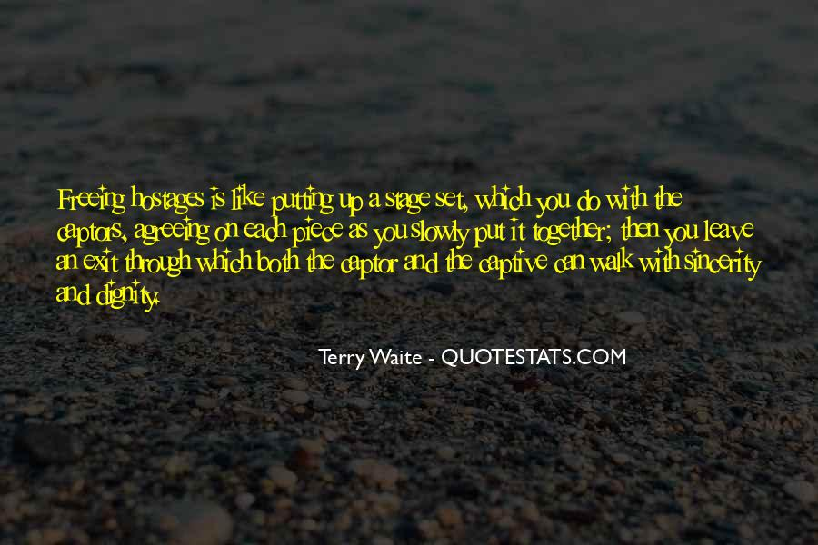 Willing Captive Quotes #32024