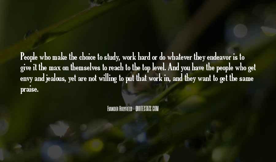 Willing To Make It Work Quotes #1001416