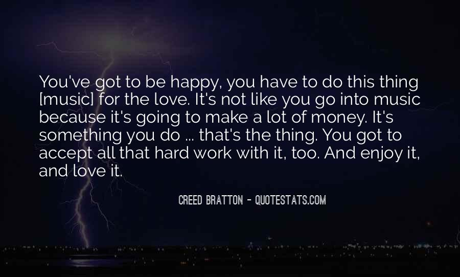 Willing To Make It Work Quotes #12292