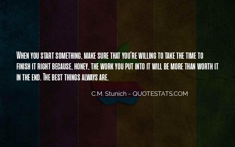 Willing To Make It Work Quotes #252384