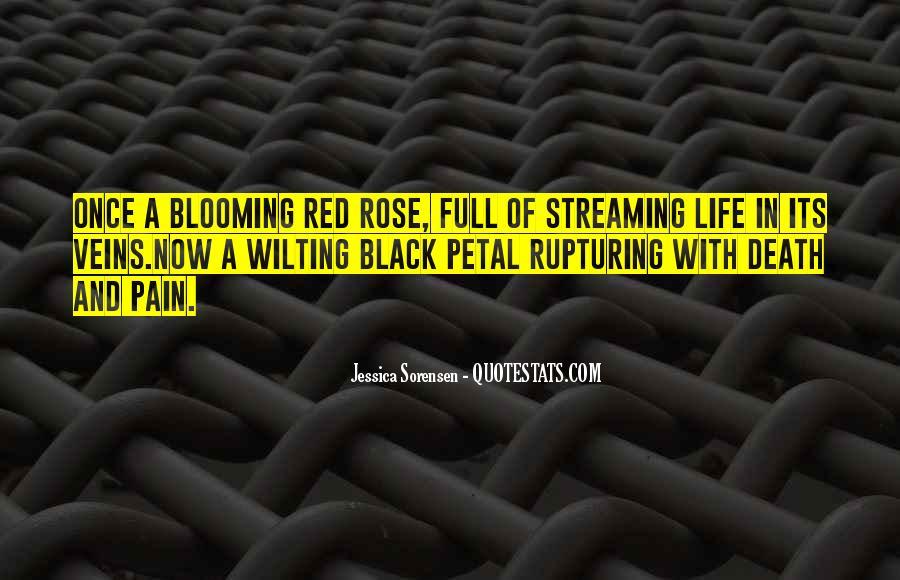 Wilting Rose Quotes #311375