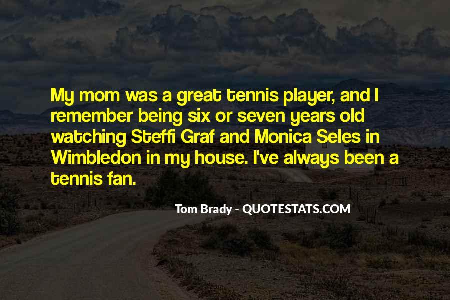 Wimbledon Tennis Quotes #1216138