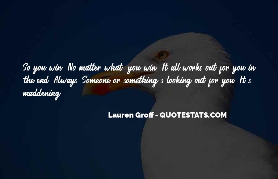 Win It Quotes #12563