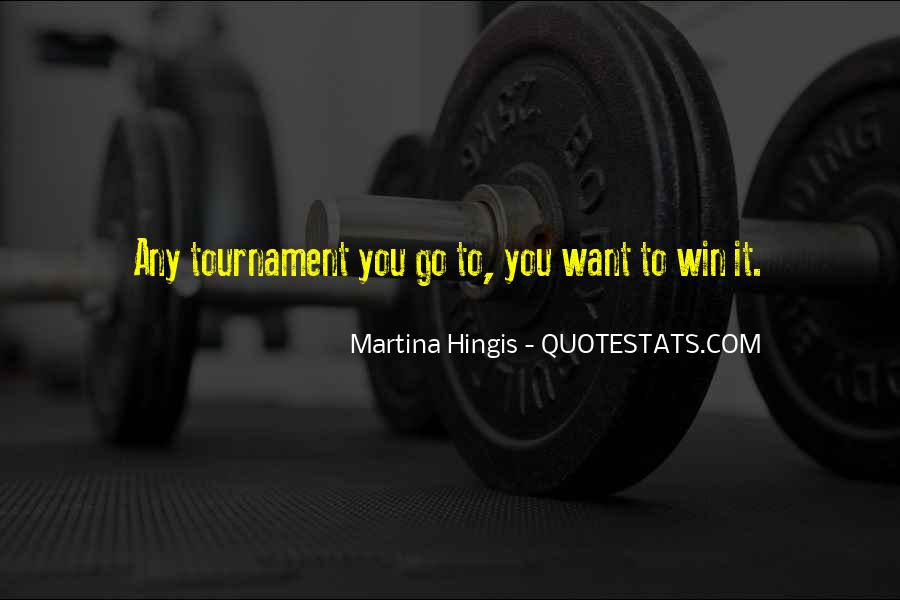 Win It Quotes #13110
