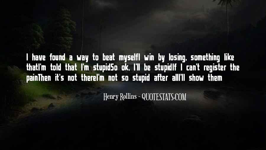 Win It Quotes #22145