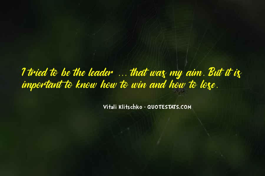 Win It Quotes #26356