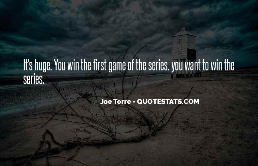 Win It Quotes #26697
