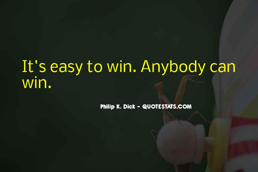 Win It Quotes #34170