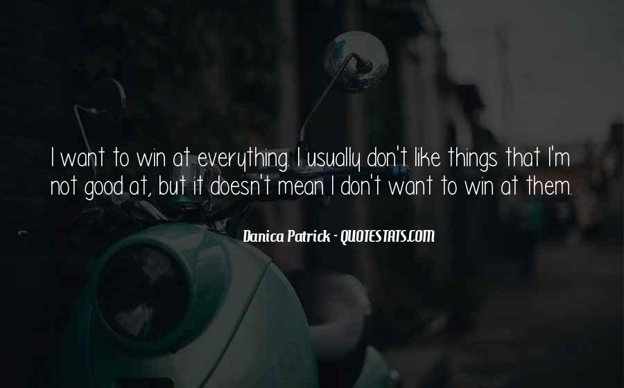 Win It Quotes #37517