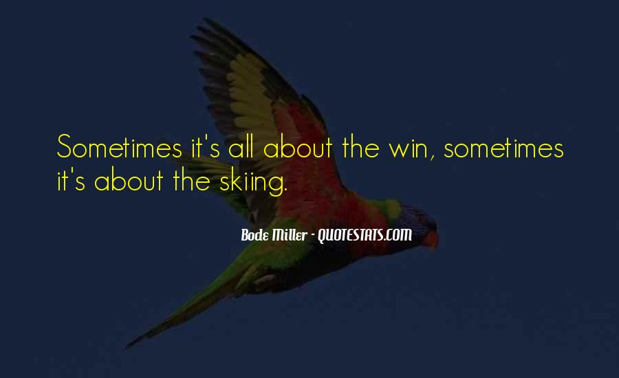 Win It Quotes #38726