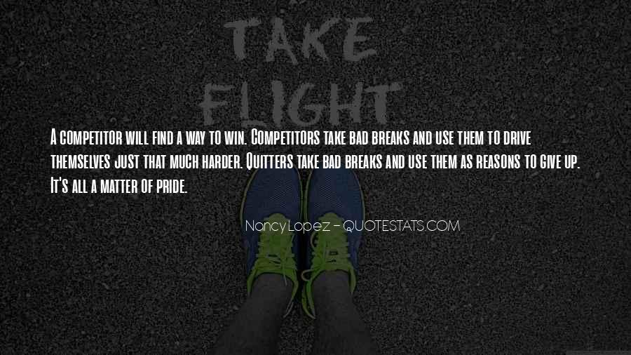 Win It Quotes #47209