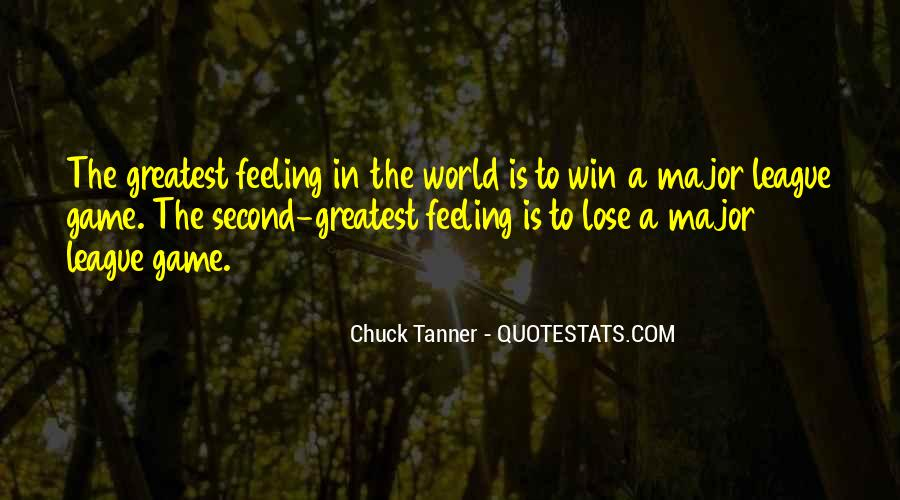 Win Or Lose Baseball Quotes #675557