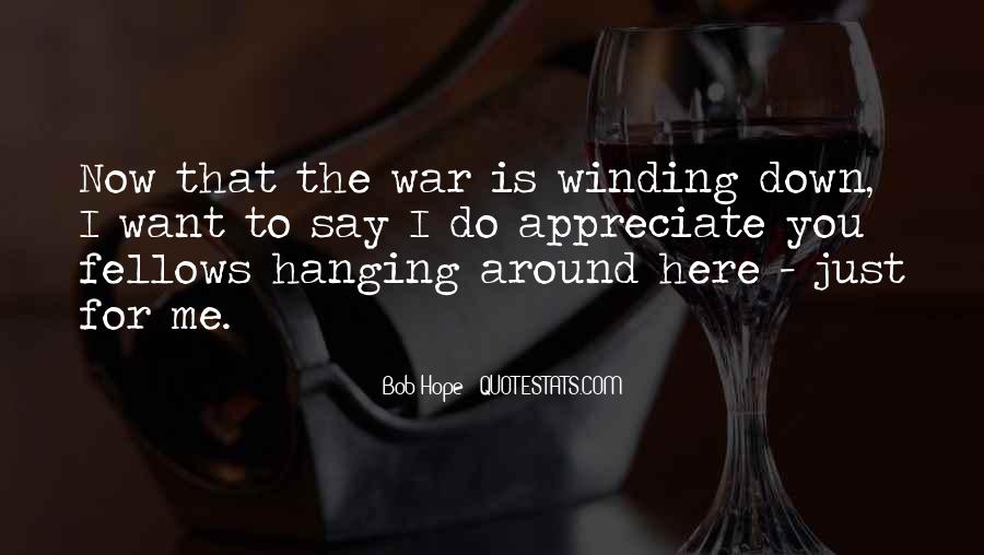 Winding You Up Quotes #26726