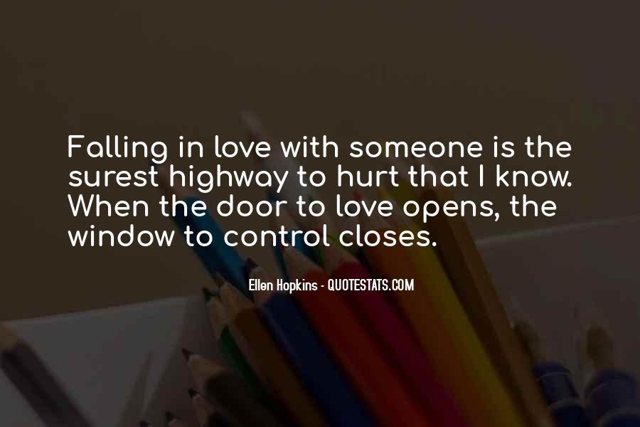 Window Closes Door Opens Quotes #553517