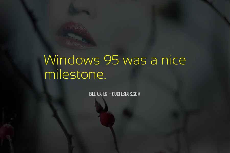 Windows 95 Quotes #209101