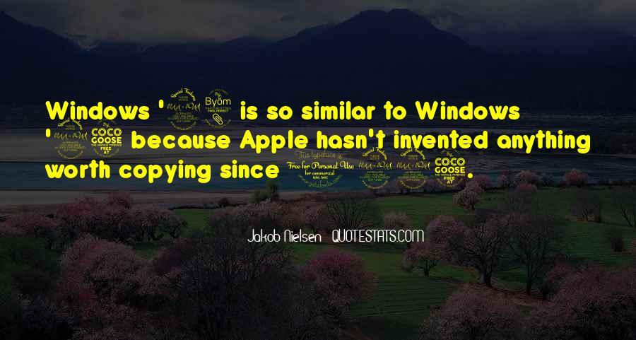 Windows 95 Quotes #273761