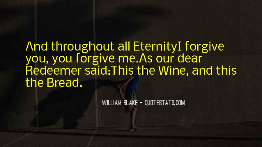 Wine And Bread Quotes #1807751