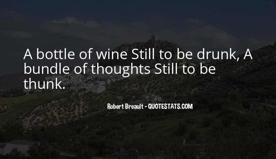 Top 81 Wine Drunk Quotes: Famous Quotes & Sayings About Wine ...