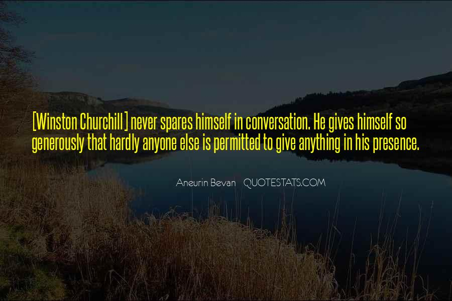 Winston Churchill Never Give In Quotes #1634109