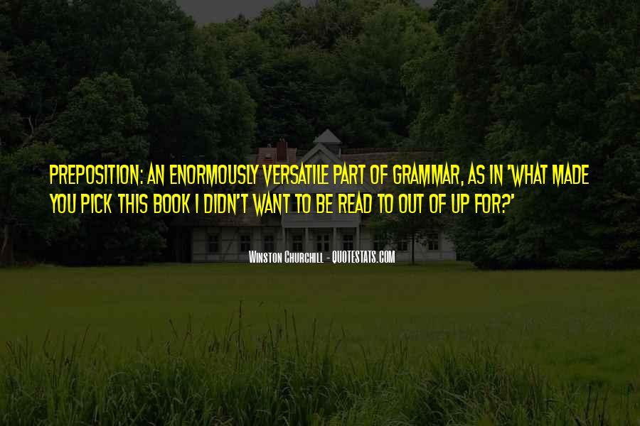 Winston Churchill Preposition Quotes #243170