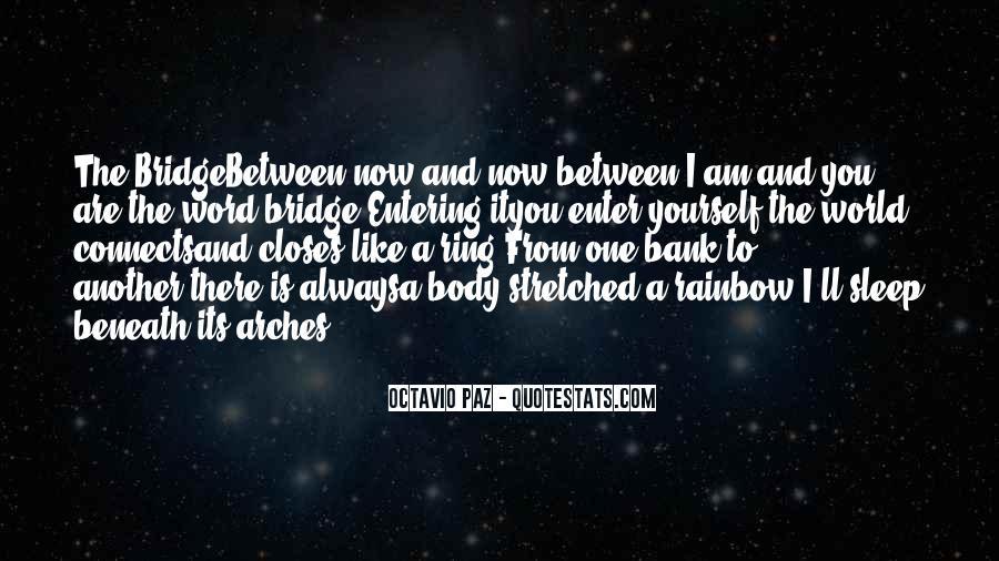 Quotes About Rainbow Bridge #1570189