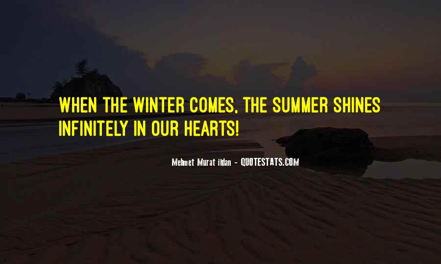 Winter Comes Quotes #1061095