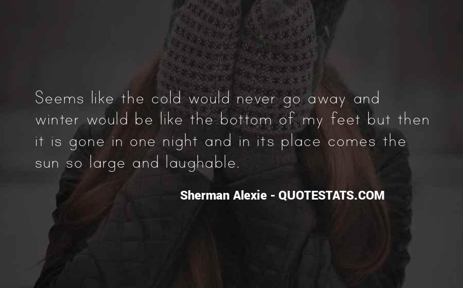 Winter Comes Quotes #1255232