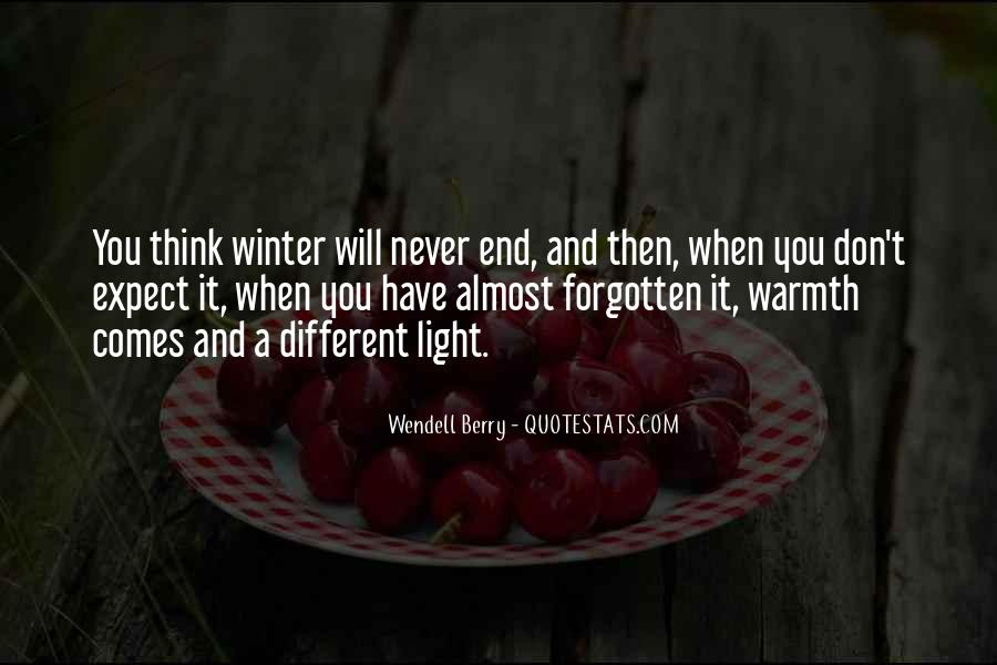 Winter Comes Quotes #14702