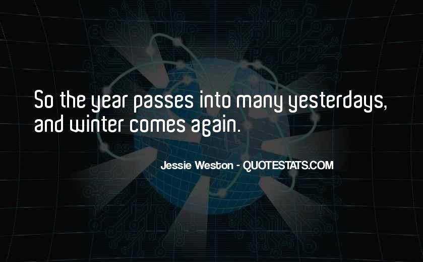 Winter Comes Quotes #1727968