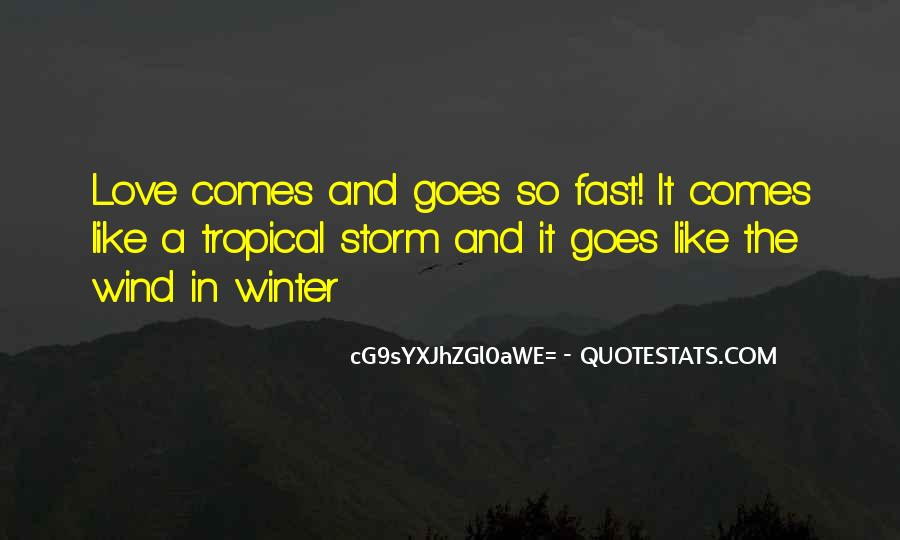 Winter Comes Quotes #312383