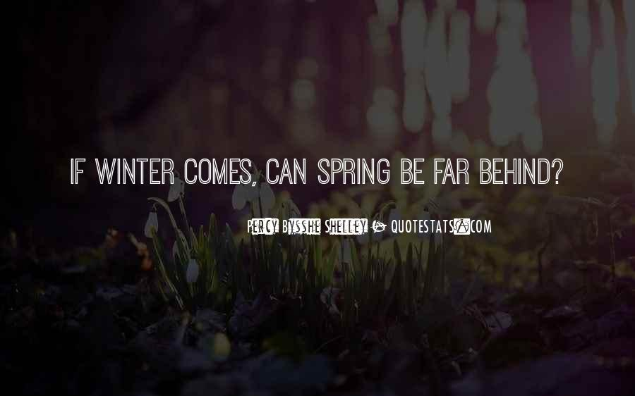 Winter Comes Quotes #354796