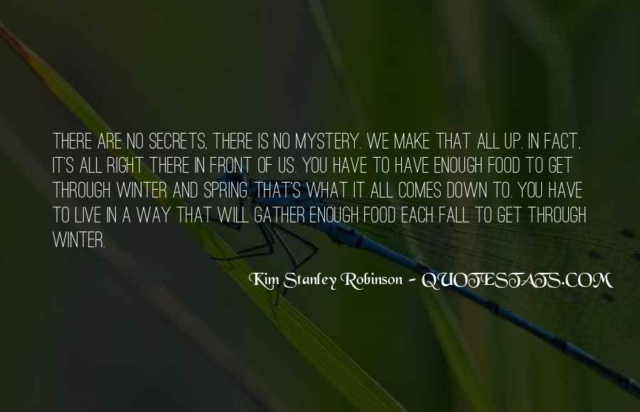 Winter Comes Quotes #394030