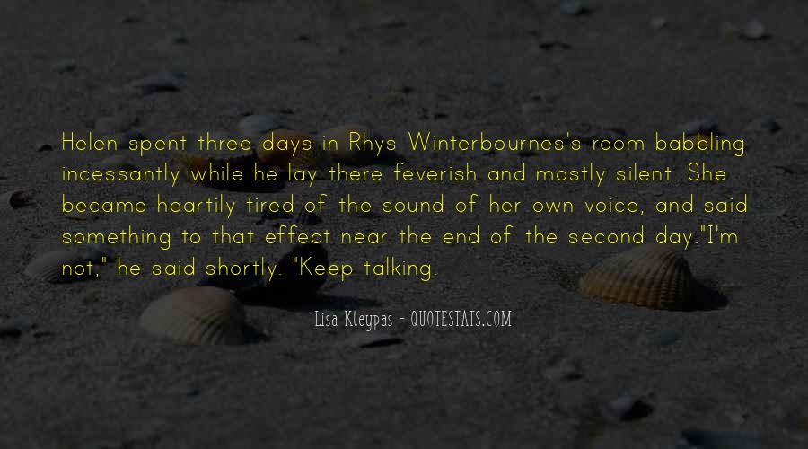 Winterbourne Quotes #1010250