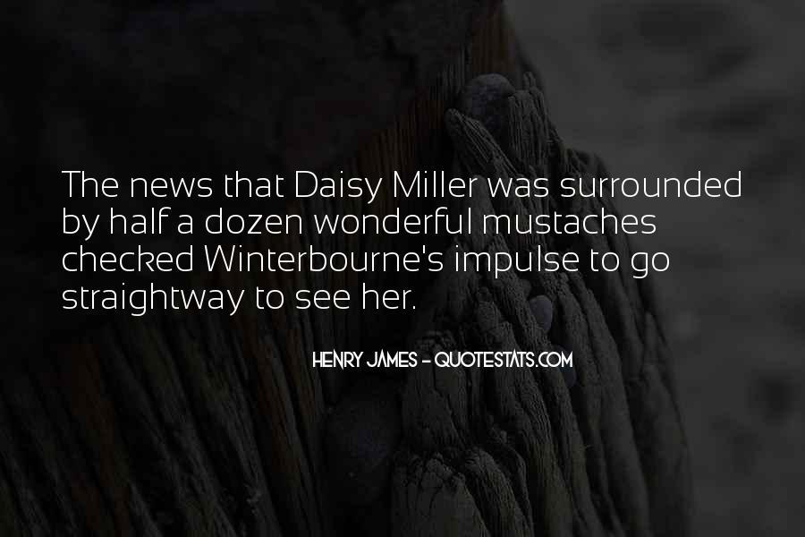 Winterbourne Quotes #204649