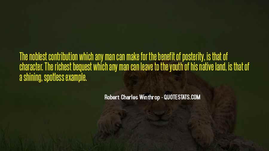 Winthrop Quotes #1043502