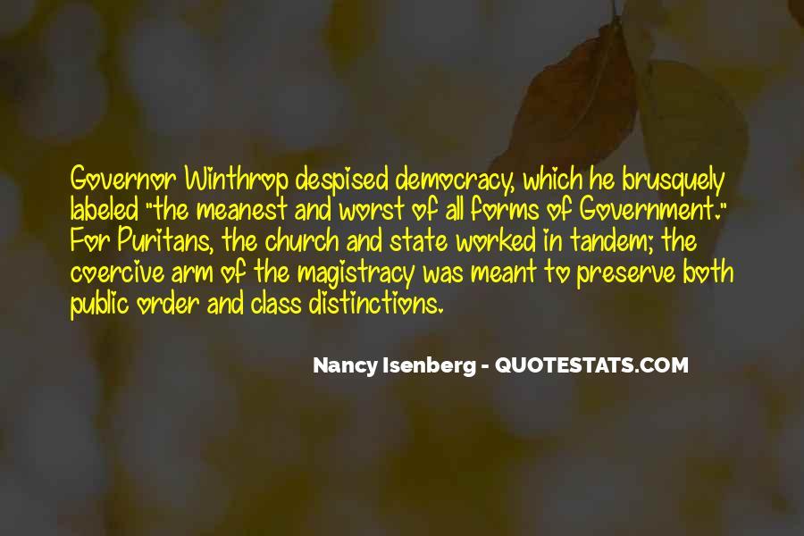 Winthrop Quotes #1506922