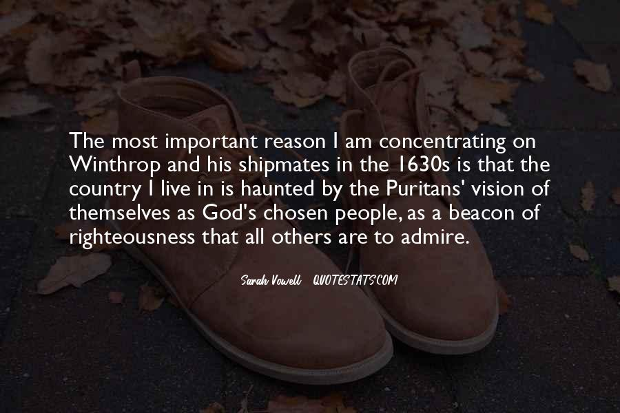 Winthrop Quotes #1640191